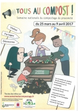 Semaine nationale du compostage 2017