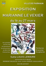 Expo Marianne Le Vexier
