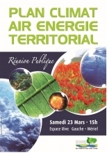 Plan Climat Air Energie Territoria