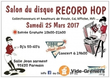 Salon du disque record HP